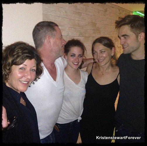 Jared Leto And Kristen Stewart Nouvelle/ancienne photo de fan de ...