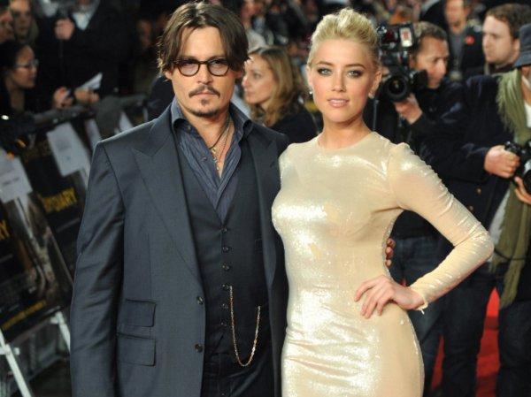 Amber Heard & Johnny Depp : BREAK UP