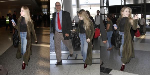 30/06 : Aéroport LAX de Los Angeles