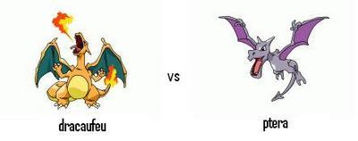 Dracaufeu vs ptera pokemon ultime - Pokemon ptera ...