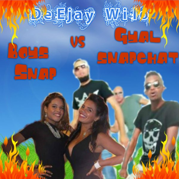 Les Meilleurs Du Mix / DeEjay Wilo 974 _Mix Boys Snap (LENNY & OPRAH )_VS_Gyalsnapchat -( Black-T x Ti-Pay x T-matt) (2016)