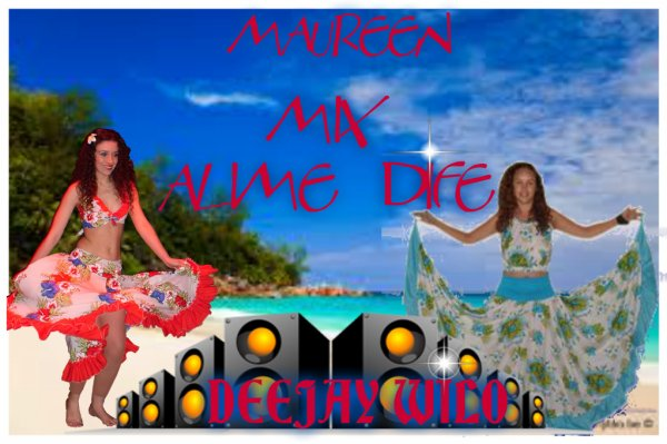 Les Meilleurs Du Mix / 2016 DEejay Wilo 974_Mix Alime DiFe_MAUREEN  (2016)