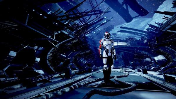 LA TRILOGIE  Shepard sur PS4 X BOX one