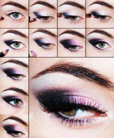 Le maquillage des yeux dégradé – Maquillage des yeux