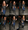 Victoria Justice a �t� rep�r� � l'ext�rieur du Th��tre Avalon � Los Angeles la nuit derni�re (26 mai).