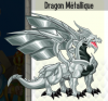 Dragon m�tallique