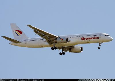 Sky service Airlines