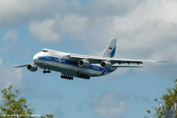 ANTONOV AN-124 !