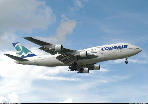 Corsair Boeing 747-200