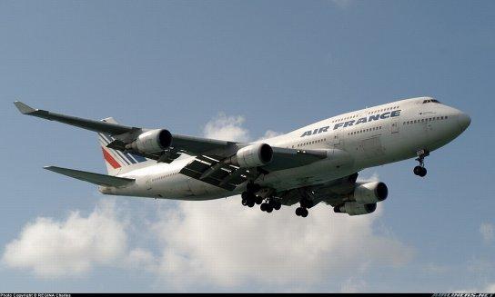 Boeing 747-300 Air France