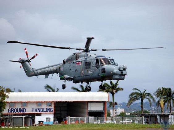 Hélicos - Royal Navy