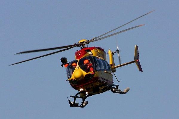 Helico - EC145 Securité Civile