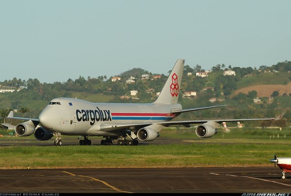 Cargo Charter - Cargolux