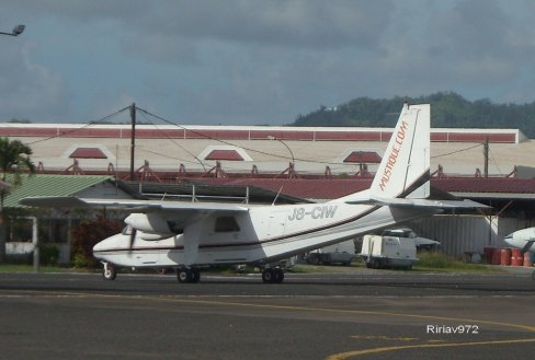 Compagnie > Mustique Airways