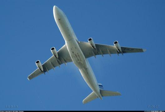 Air France > Airbus A340-300