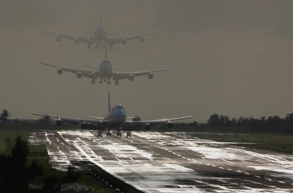 Photos > Boeing 747-400 Corsairfly