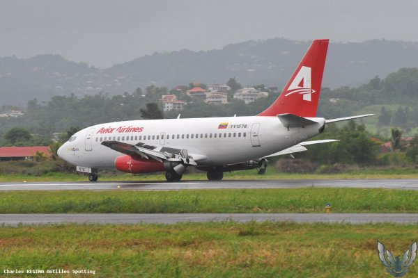 Boeing 737-200 Avior Airlines >  26ANS  !