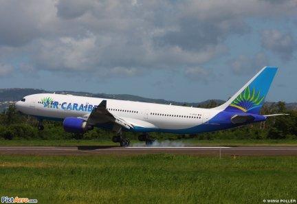 Air Caraibes > La Flotte du Transat .