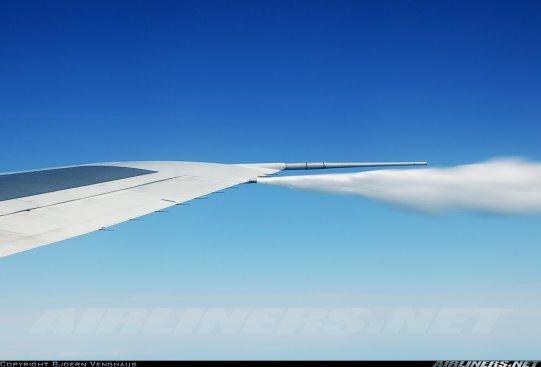 Déroutement en 2006 .  Boeing 747-300 Air France  .