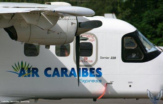 Zoom Avion > Dornier > Air #Caraïbes Express > Air #Guadeloupe...