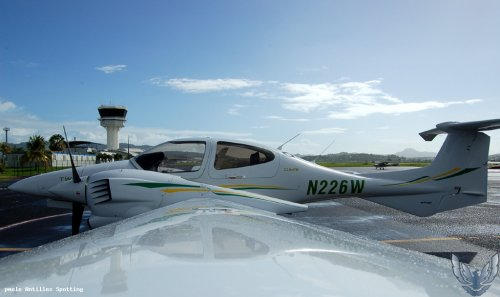 Visite > Twin Diamond DA42