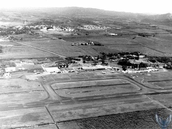 ✈ L'aviation en Martinique il y a 62 ans ✈