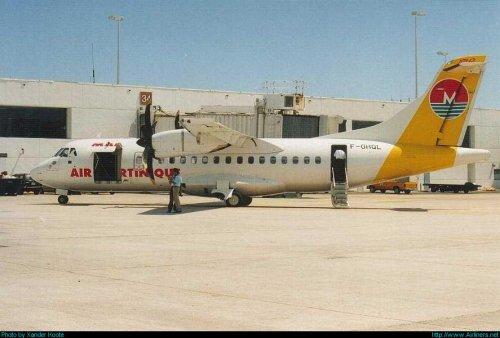 Air Martinique > Flotte ATR