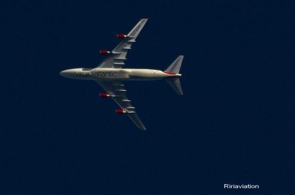 Virgin Atlantic !