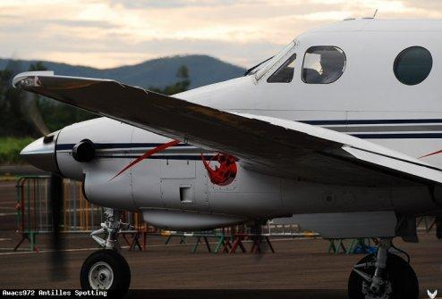 Salon Aéronautique Martinique > King Air