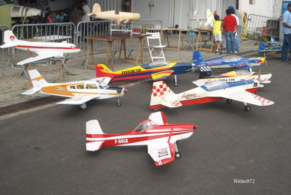 Salon Aéronautique Martinique > Aeromodelisme