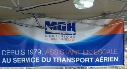 Salon Aéronautique Martinique > MGH Martinique Ground Handling