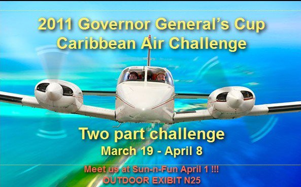 2011 Governor General's Cup  - Caribbean Air Challenge