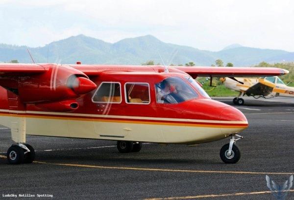 Actu > Airawak ouvre un vol vers Sainte-Lucie et la Dominique