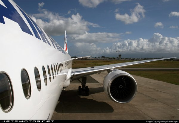 Infos -->  Air France