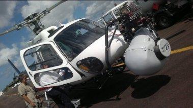 Photos > St-Lucia Helicopter en Martinique