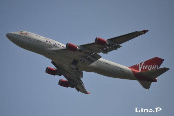 Photos > Déroutement Virgin Atlantic { Guadeloupe }