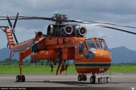 Photos > Martinique >  Étrange helicoptère