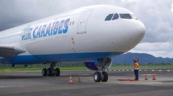 Photos > F-HPTP > Nouveau A330-300 Air Caraïbes .