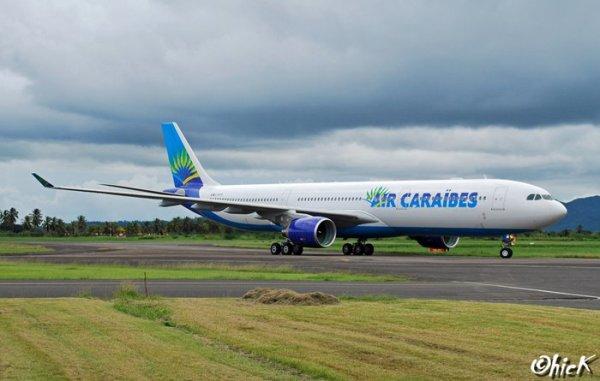 INFOS > Programme Nouveau Airbus A330-300 Air Caraïbes