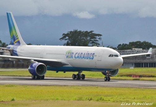 Special > Inaugural Flight Airbus A330-300 Air Caraïbes !