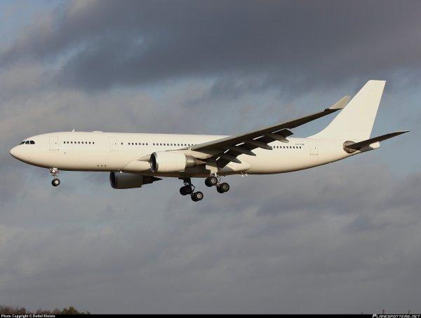 Infos > Airbus A330-200 Hifly > Air Caraibes > #Martinique #Guadeloupe