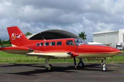 Photos > Cessna 402 > Airawak > #Martinique