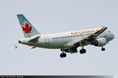 New > Air Canada