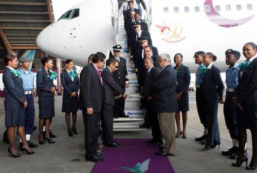 Dans la Caraïbes > Caribbean Aviation News