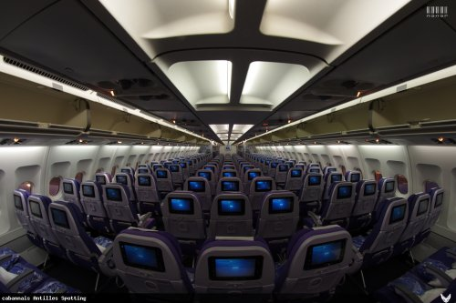 Airbus a330 200 corsair 13 ans l 39 aviation en for Airbus a330 xl airways interieur