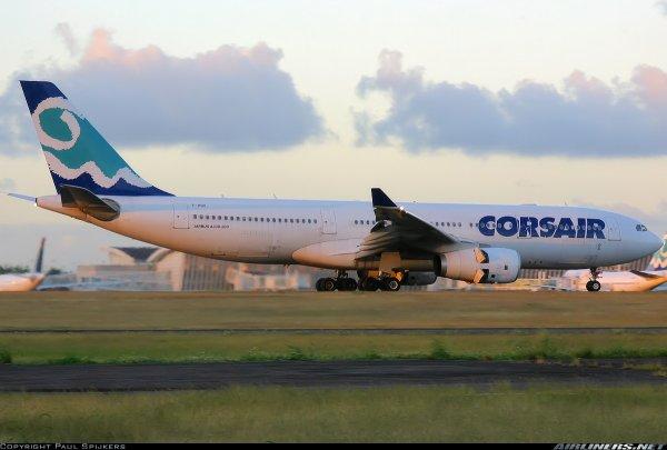 Airbus A330-200 Corsair > 13 ans