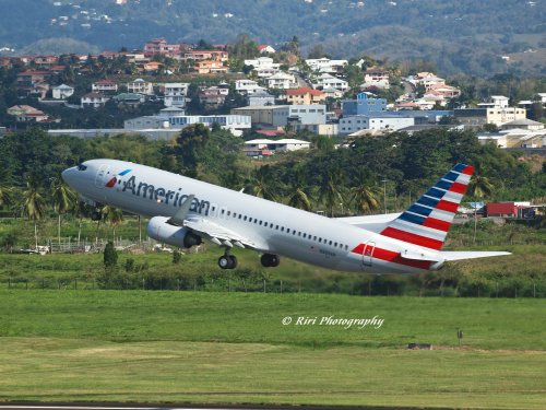 American Airlines > Martinique > Guadeloupe