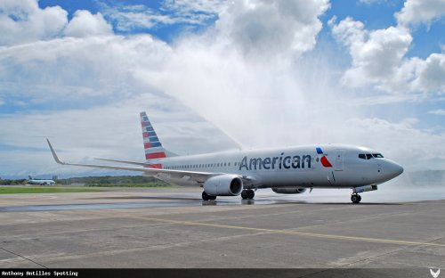 New > Martinique > American Airlines > Horaires
