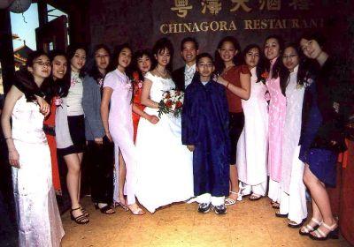 my angels mariage de chi bea anh luong chinagora - Chinagora Mariage