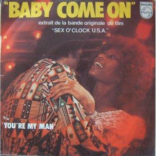 Mort Shuman - Baby Come On